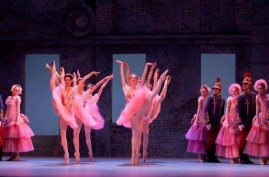 The Stanislavsky Ballet in Coppelia. Photo Stanislavsky Ballet