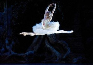 Isabella Boylston in 'Swan Lake'. Photo © Gene Schiavone