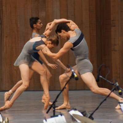 "San Francisco Ballet in Myles Thatcher's ""Stone and Steel"""