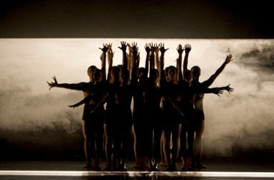 Birmingham Royal Ballet in E=mc2. Photo Bill Cooper