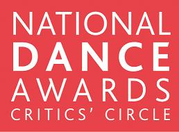 National Dance Awards logo