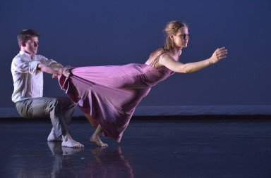 Mark Morris Dance Group in Jenn and Spencer. Photo © Stephanie Berger