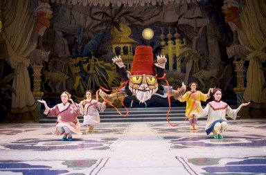 "Pacific Northwest Ballet's ""Nutcracker"" Photo © Angela Sterling"