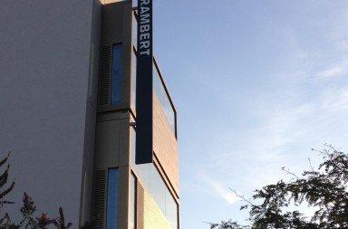 Rambert Dance Company's new home on the South Bank. Photo © Rambert Dance Comapny