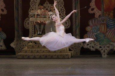 """New York City Ballet's Lauren Lovette in """"George Balanchine's 'The Nutcracker'"""" Photo © Paul Kolnik"""