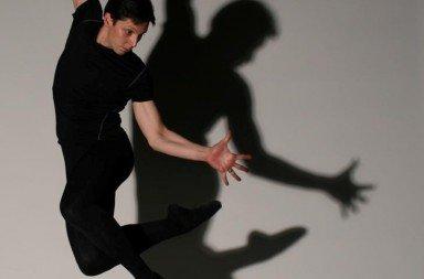 Former English National Ballet Soloist Daniel Jones. Photo © Jacky Cowdrey