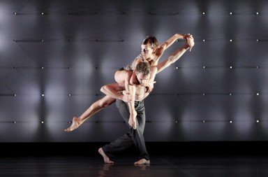 "Wayne McGregor|Random Dance in ""FAR"" Photo © Ravi Deepres"