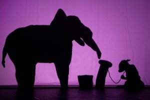 Pilobolus' 'Shadowland'. Photo © Emmanuel Donny