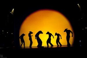 Pilobolus' 'Shadowland'. Photo © John Kane