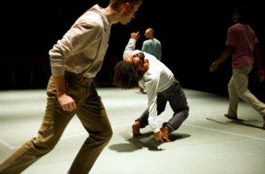 Protein Dance in 'Border Tales' (Salah el Brogy centre). Photo © Chris Nash
