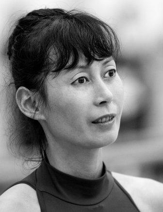 Yumiko Takeshima. Photo © Ian Whalen