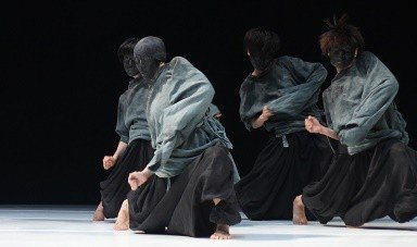 TAO Dance Theater in '4'.  Photo © Fan Xi