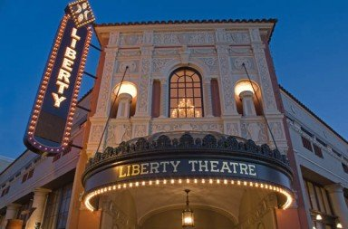 Liberty Theatre Photo © Astoria-Warrenton Chamber of Commerce