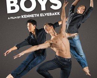 Ballet Boys DVD cover