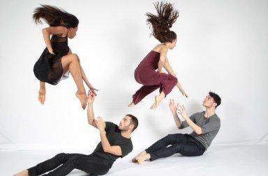 Top (l-r): Dana Pajarillaga, Diana Amalfitano; Bottom (l-r): Robert J. Priore, Matthew McLaughlin. Photo © EnMotion Photography