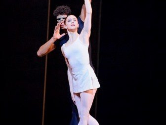 Copy of Carlos Acosta as The Messenger of Death and Marianela Nuñez in Song of the Earth Photo ROH/Bill Cooper