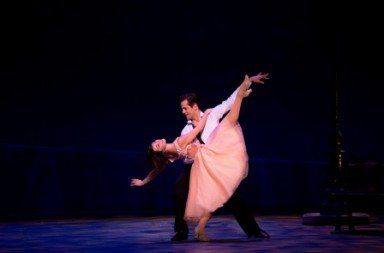 Leanne Cope and Robert Fairchild in Christopher Wheeldon's An American in Paris Photo Angela Sterling