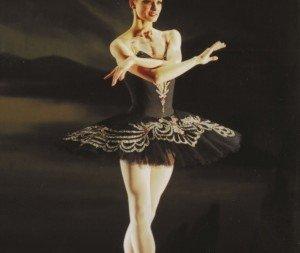 Irina Kolesnikova as Odile. Photo St Petersburg Ballet Theatre