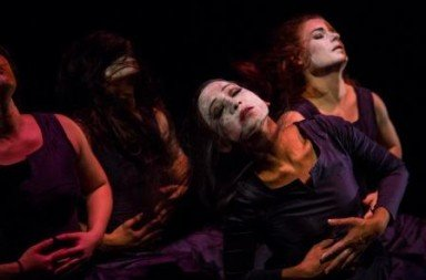 Amina Khayyam Dance Company in Yerma Photo Vipul Sangoi