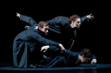 Ballett am Rhein in Martin Schläpfer's Seven Photo Gert Weigelt
