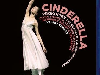 Mariinsky Ballet: Cinderella DVD
