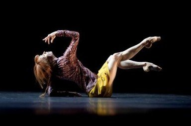 Sylvie Guillem in Bye Photo Johan Persson