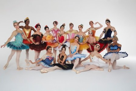 The 'ladies' of the Trocks Photo Zoran Jelenic
