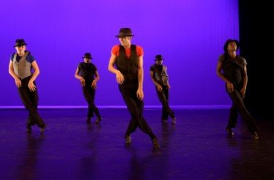 Big Man on Mulberry Street choreographed by Bob Boross Photo Jan LaSalle
