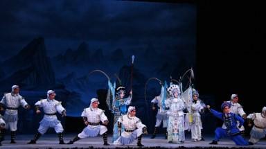 The China National Peking Opera Company in Warrior Women of Yang