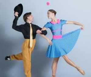 Diablo Ballet's A Swingin' Holiday Photo Berenger Zyla