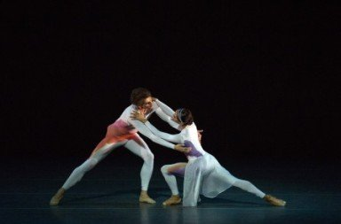 Misty Copeland and James Whiteside in Marcelo Gomes' AfterEffect Photo Rosalie O'Connor 2