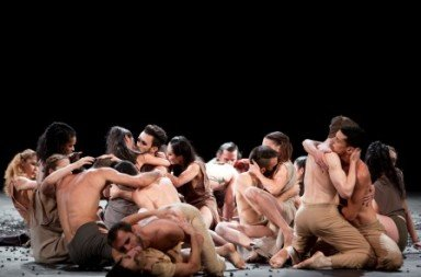 Sasha Waltz & Guests in Sacre Photo Bernd Uhlig