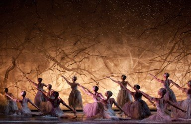 Birmingham Royal Ballet in Sir Peter Wright's The Nutcracker Photo Caroline Holden