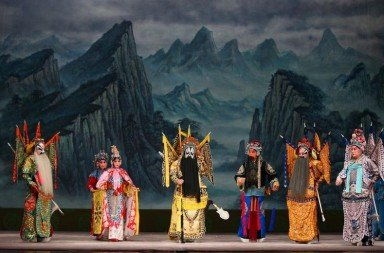 Farewell My Concubine Photo China National Peking Opera Company