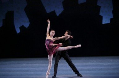 Tiler Peck and Robert Fairchild in Who Cares? - Review by CriticalDance
