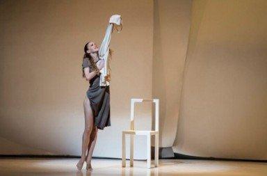 """Les Ballets de Monte-Carlo's Anjara Ballesteros in """"Cinderella"""" Photo Alice Blangero"""
