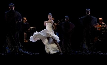 Ballet Flamenco Sara Baras Voces - Suite Flamenca Photo Peter Muller