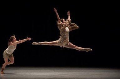"""SubRosa Dance Collective in """"Foibles"""" Photo Rex Tranter"""