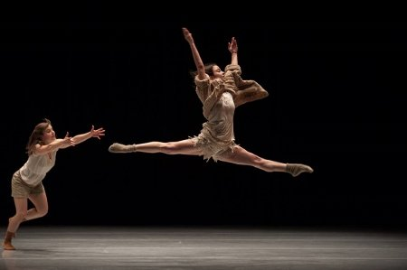 "SubRosa Dance Collective in ""Foibles"" Photo Rex Tranter"