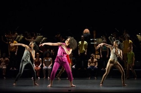 "National Youth Dance Company in ""In-Nocentes"" Photo Jane Hobson"