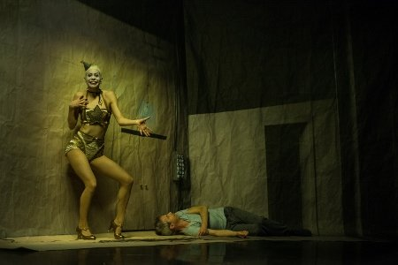 """Kidd Pivot performers in """"Betroffenheit"""" Photo Wendy D Photography"""