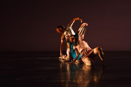 "Ariel Rivka Dance in ""Hallelujah Eva"" Photo David Gonsier"