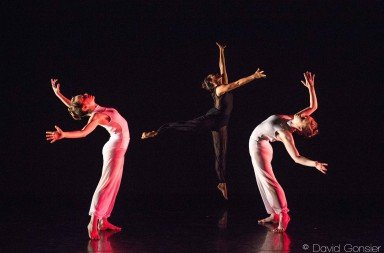 "Ariel Rivka Dance in ""Ori""     Photo David Gonsier"