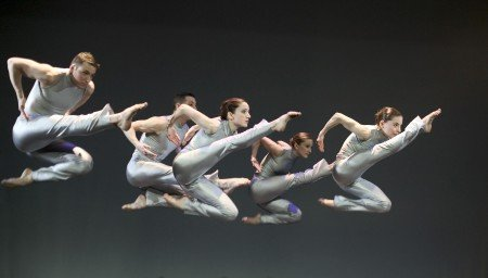 "RIOULT Dance NY in ""Bolero"" Photo Basil Childers"