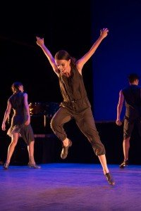 "Michelle Dorrance and Dancers of Dorrance Dance in ""ETM: Double: Down"" Photo Christopher Duggan"