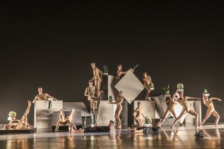 "NDT2 in Alexander Ekman's ""Cacti"" Photo Johan Persson"