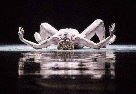 """NDT2 - Benjamin Behrends in Sol León & Paul Lightfoot's """"Sad Case"""" Photo Tristram Kenton"""