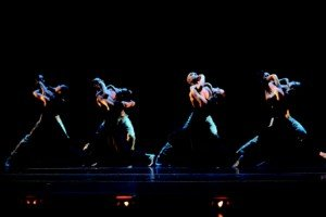 "São Paulo Dance Company in Nacho Duato's ""Gnawa"" Photo Alceu Bett"