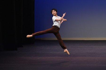 Itsuku Masuda (12) Japan - Junior Men, First Place Photo Siggul/VAM
