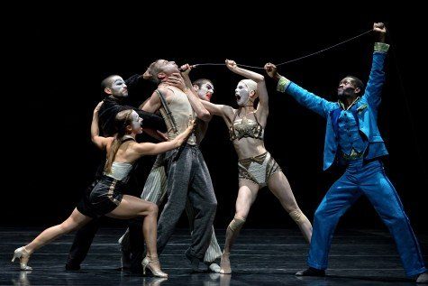 """Betroffenheit"" Photo Michael Slobodian"